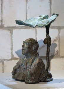 culpture Marianne Russilly