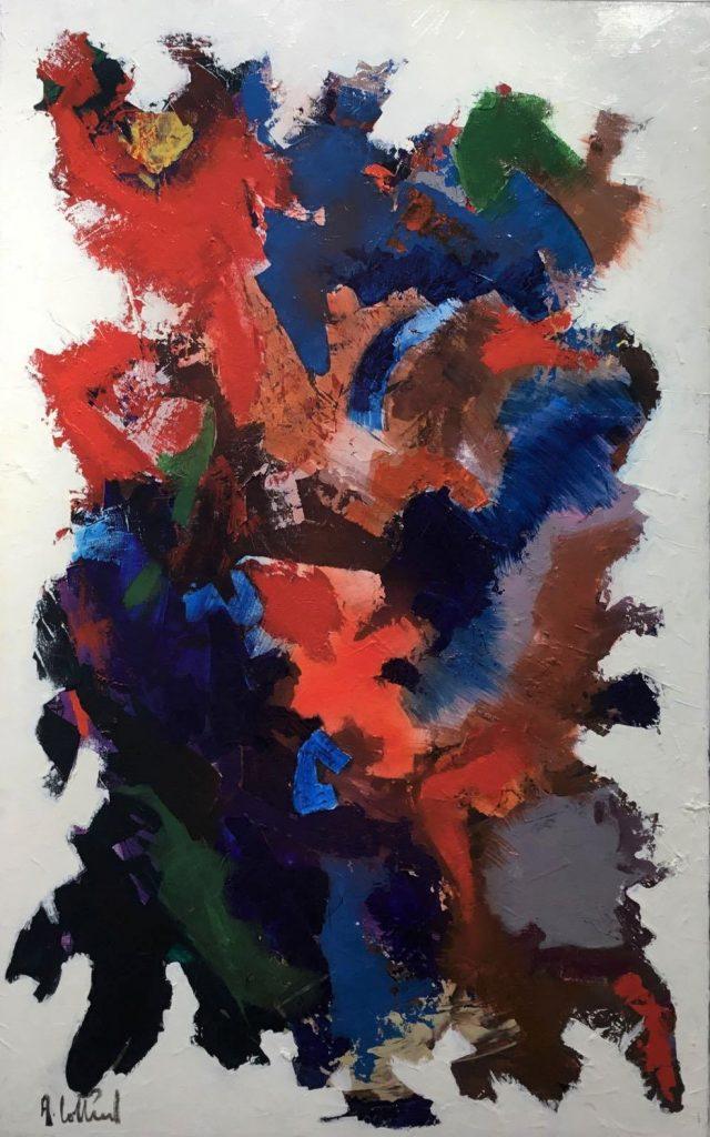 Encre de chine sur papier 1 - Rudy Collard
