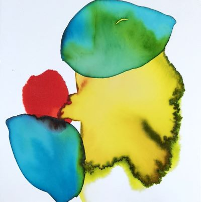 Fleur1 - Patricia Erbelding, 400